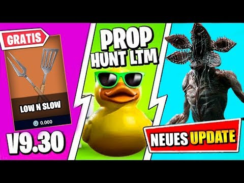 NEUES XXL Update 😱 KOSTENLOSE ITEMS, Monster Live Event Update, Neue Skins | Fortnite Deutsch
