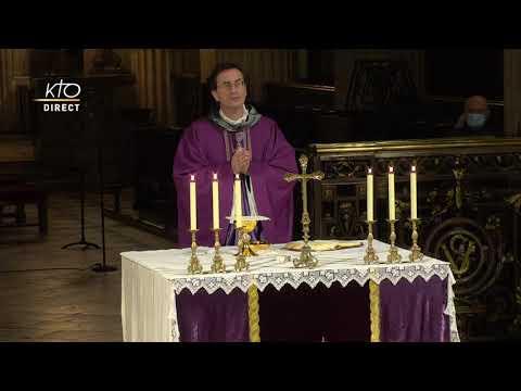 Messe du 17 décembre 2020 à Saint-Germain-l'Auxerrois