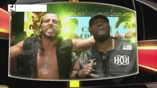 The Briscoes vs. The Rebellion for ROH World Six Man Tag Title - Tune in Tues. at 10 p.m. ET