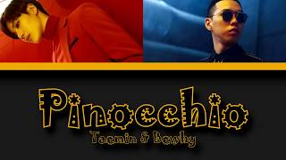 Taemin (태민) & Bewhy (비와이) - Pinocchio (피노키오) // The Call EP.7 // [COLOR CODED LYRICS HAN/ROM/ENG]