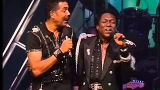 Mikael & The Commodores Nightshift  Live In Alantic City