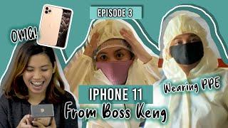 First Expensive Gift From Boss Keng |  YAYAMANIN!! By Neneng Lameg