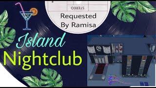 Sims Freeplay ~ Island Nightclub 🍸🍷🍺🌴