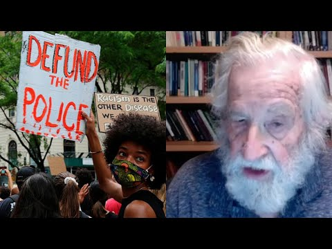 """Noam Chomsky: This Uprising Is """"Unprecedented"""" In US History (TMBS 144)"""