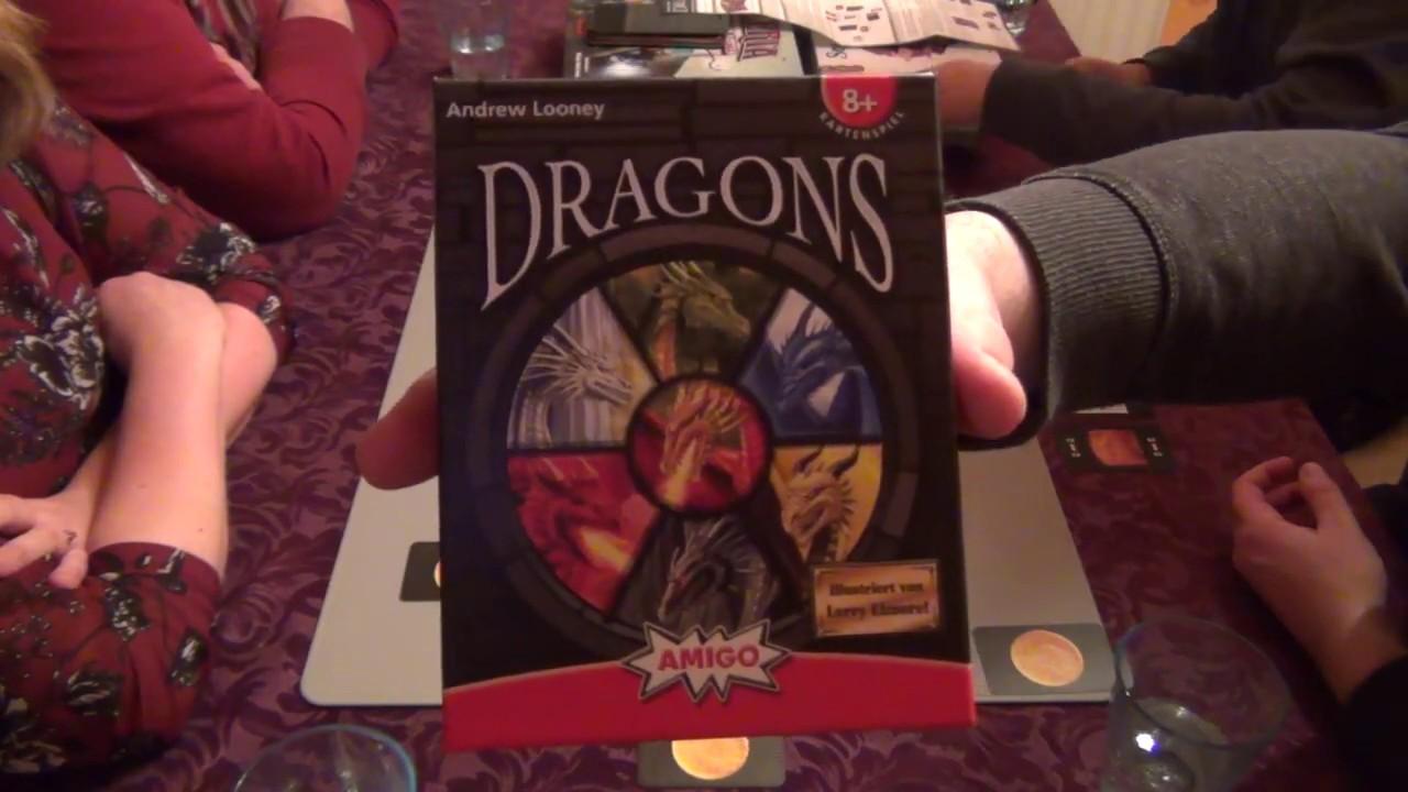 [Brett-Spiele-Ma-Mo] Dragons