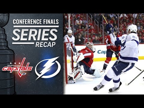 54a482418ec Capitals defeat Lightning in seven games to reach Stanley Cup Final