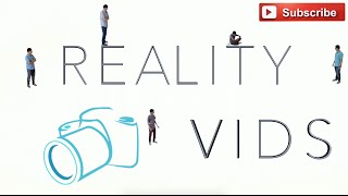 RealityVids Youtube Channel Intro (Visual Fx Project)