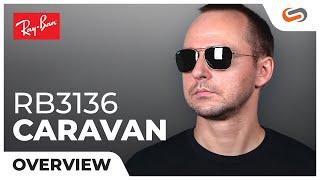Ray-Ban RB3136 Caravan