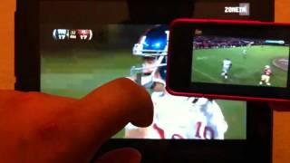 (UPDATE) Watch NFL Playoffs & All Sports Live on iPad iPhone & iPod touch online (how-to)