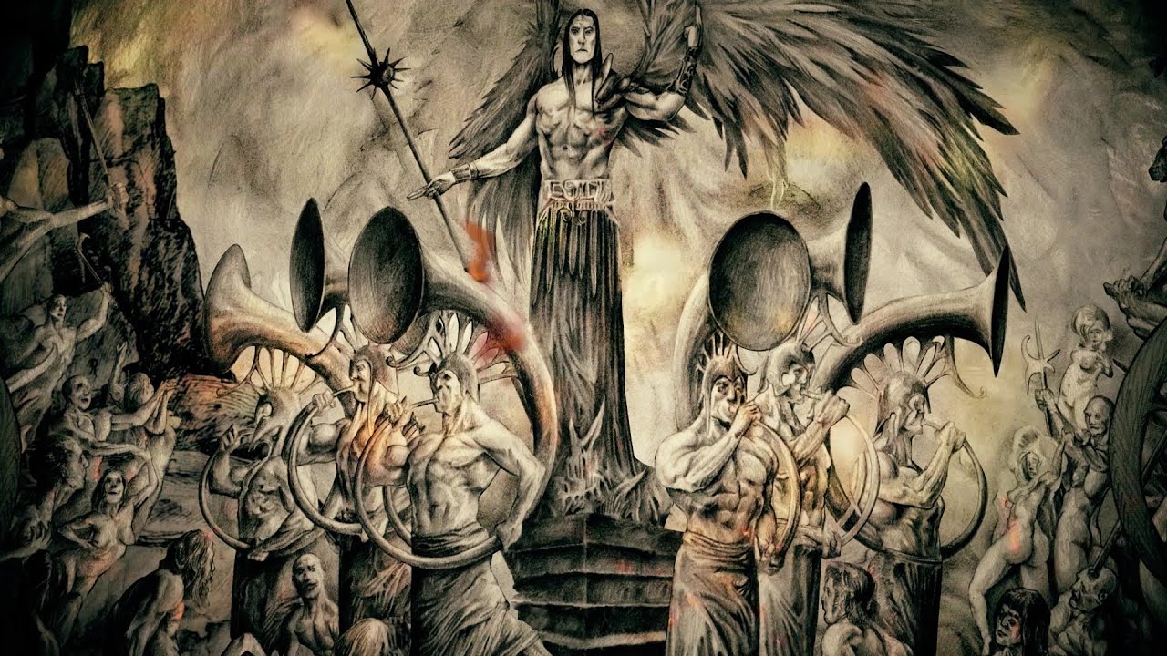 CIRCLE OF THE WITCHES _ THe oracle