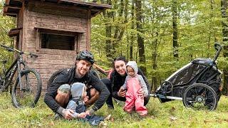 Für aktive Familien: THULE Chariot Sport 2 Kinderwagen für Joggen, Radfahren & Co   Fabio Schäfer