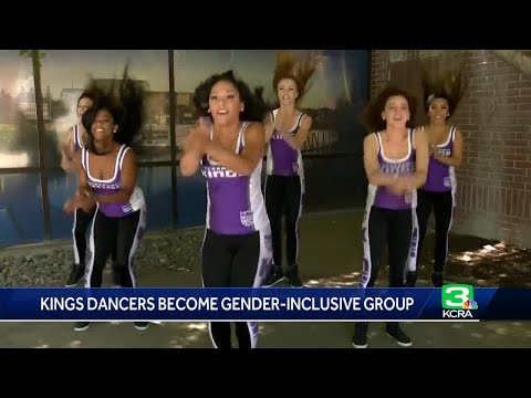 Sacramento Kings' dance team to become gender-inclusive hip-hop group