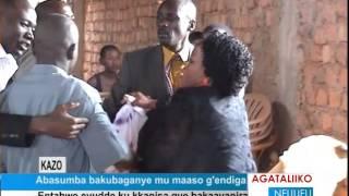 Abasumba Bakubaganye Mu Maaso G'endiga