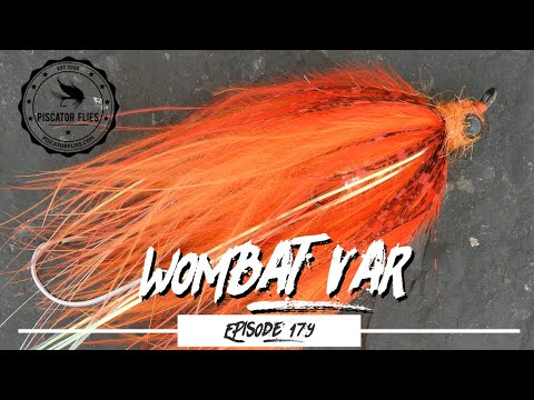 Wombat Steelhead Fly