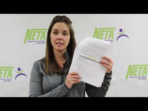 How to Prepare for the Group Exercise Instructor Certification Exam ...