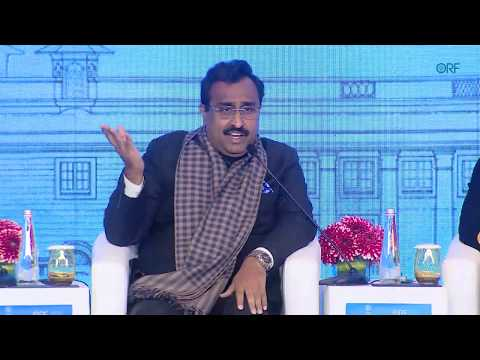 Plural Waters: Strengthening Democracy in the Indo-Pacific | Raisina Dialogue 2020 | Ram Madhav