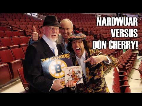 Nardwuar vs. Don Cherry