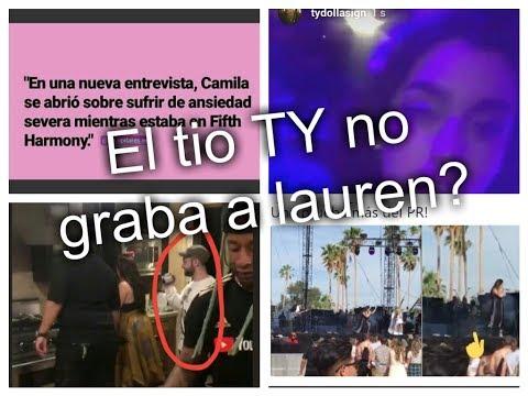 Camila Cabello habla sobre su enfermedad y de Fifth Harmony/ Lauren y Camila juntas en los L.A ?