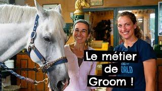 Le Métier De Groom !