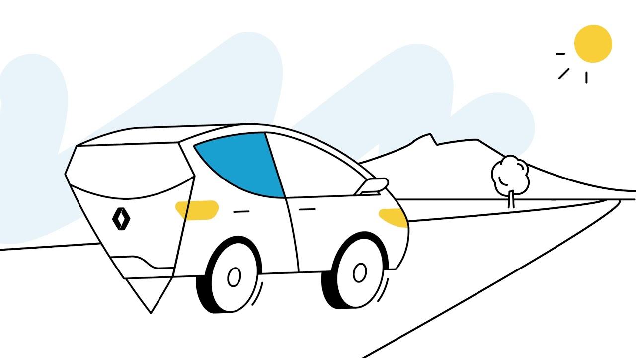 App My Renault: invio destinazione al veicolo e last mile navigation