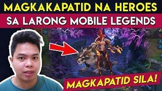 Magkakapatid Na Heroes sa Mobile Legends