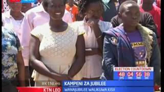 Wanasiasa wa Jubilee wapeleka kampeni Kisii