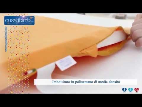 La linea gioco QuestiBimbi: tappetini gioco e poltroncine