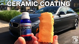 How To Apply A Ceramic Coating To Your Car !!
