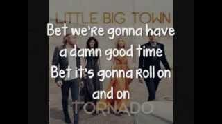 Little Big Town - On Fire Tonight