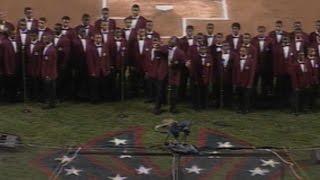 Boys Choir of Harlem sing 'We Shall Overcome'