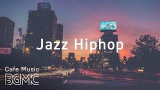 Night Traffic Hip Hop Jazz - Smooth Jazz Beats - Chill Out Jazz Hip Hop for Work & Study