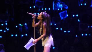 "Ариана Джоан Бутера Гранде, ""Tattooed Heart"" Ariana Grande@Wells Fargo Center Philadelphia 3/12/15 Honeymoon"
