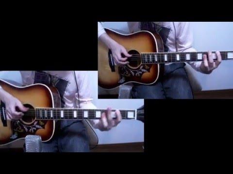Radiohead Faust arp - guitar cover