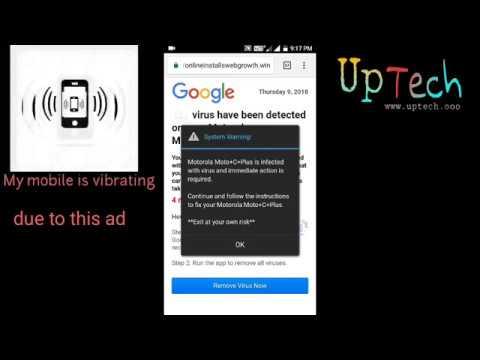 Estafa de anuncios del navegador Uc    Cómo omitir los anuncios del navegador Uc