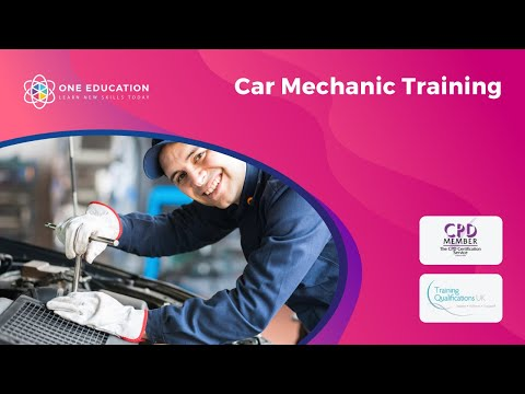 Car Mechanic Training - CPD Accredited - YouTube