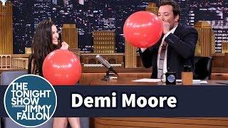 Demi Moores Helium Interview