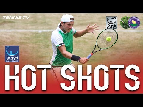Pouille Hustles For Halle Hot Shot 2017