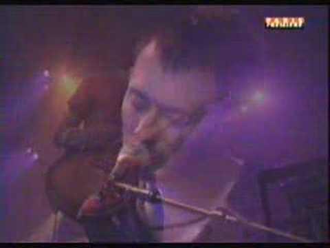 Radiohead Subterranean Homesick Alien live (high quality)