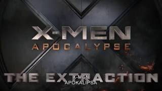 """Iza kulisa snimanja filma X-men: Apokalipsa / scena """"Izvlačenje"""""""