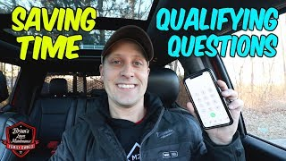 What I ACTUALLY Say When QUALIFYING A New Lawn Customer ► Helpful Phone Tips