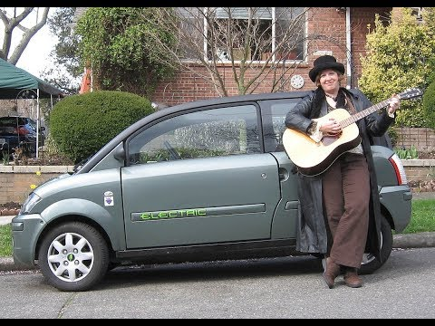 "Deb Seymour: ""Little ZENN Car"""