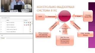 Система мониторинга, аудита и контроля в сфере закупок