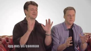 Con Man Indiegogo Campaign SD (With Nathan Fillion and Alan Tudyk)