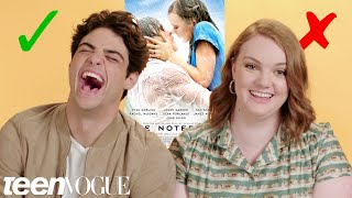 Noah Centineo, Shannon Purser & Kristine Froseth Test Their Rom-Com Knowledge | Teen Vogue