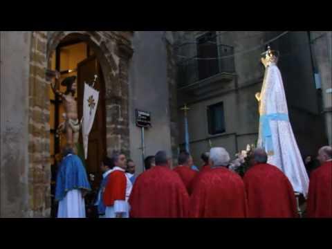 Calascibetta Pasqua 2015 - la Spartenza  Si consiglia di vedere il video in qualit� HD