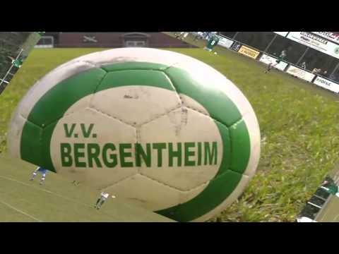 v.v. Bergentheim - VHK (alleen de doelpunten)
