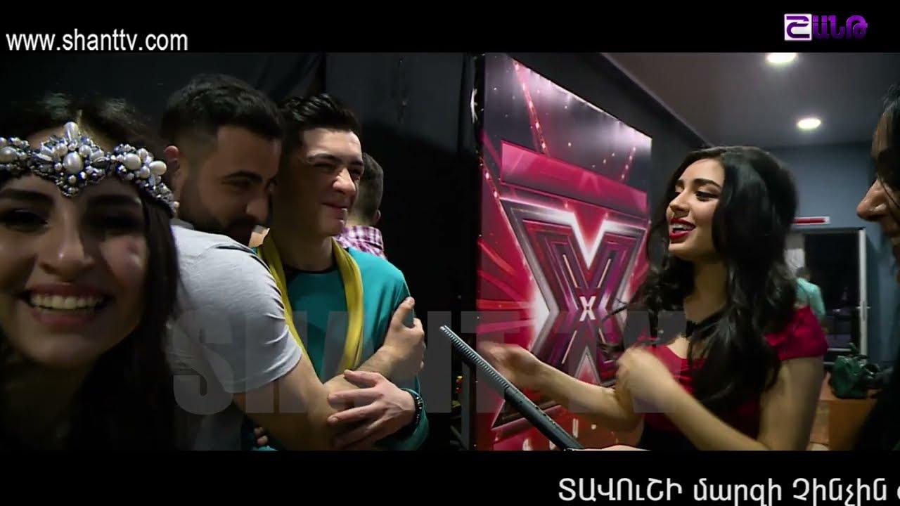 X-Factor4 Armenia-Diary/Backstage gala show 5-21.03.2017