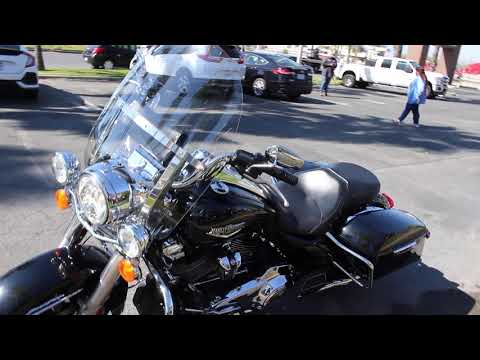 2018 Harley-Davidson Road King Base at Quaid Harley-Davidson, Loma Linda, CA 92354