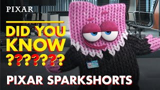 SparkShorts | Pixar Did You Know?