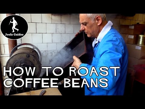 How to Roast Coffee Beans - Hidden London Top 50